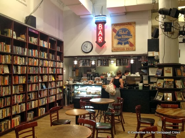 Housing Works Bookstore/Coffee House, NYC