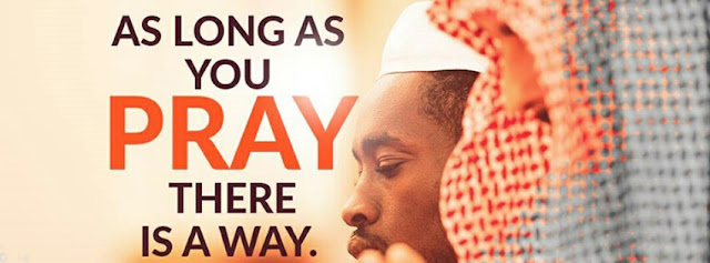 As long as you pray there is a way