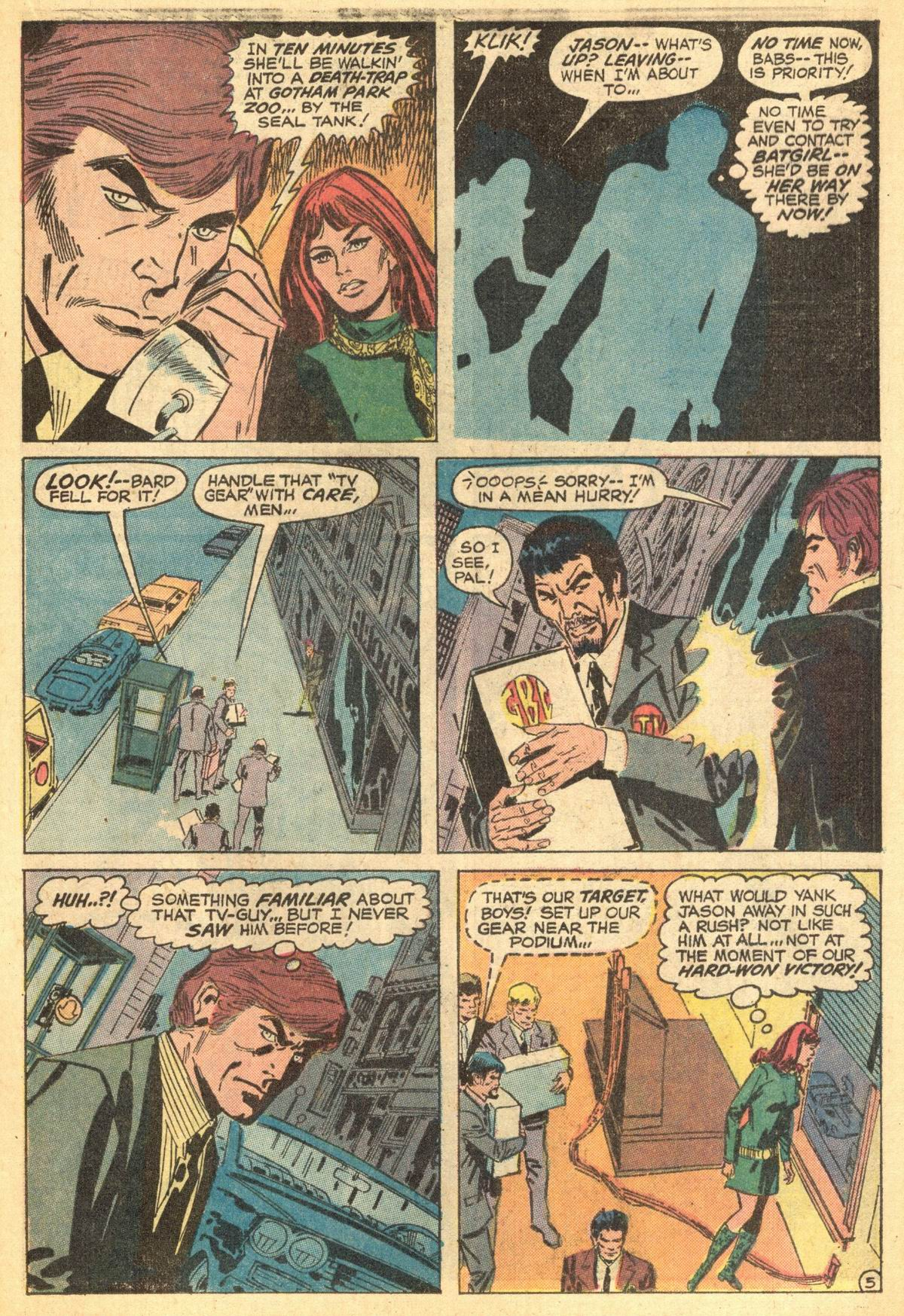 Detective Comics (1937) 424 Page 22