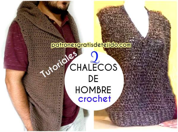como-tejer-chaleco-crochet-paso-a-paso
