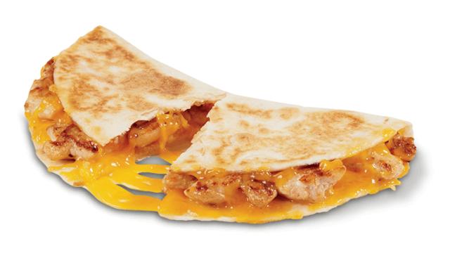 New 1 Chicken Quesadilla Snacker Arrives At Del Taco -6911