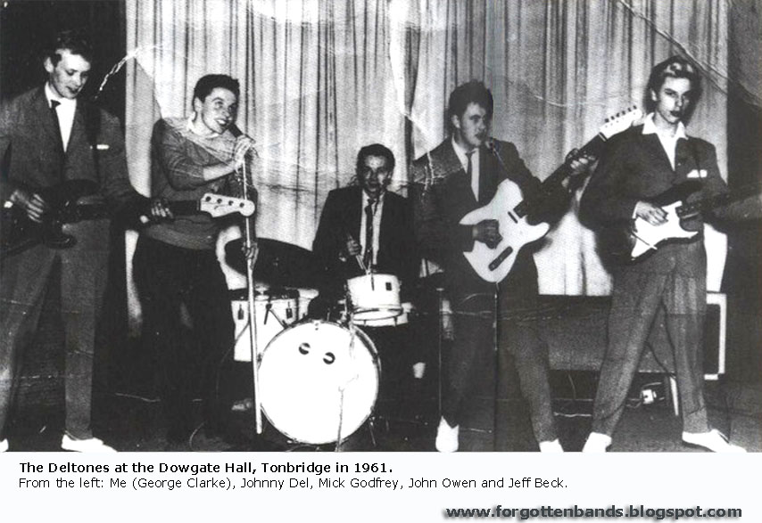 Obscure Bands Of The 50's & 60's: October 2011
