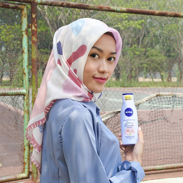 Review Nivea Sensational Body Lotion