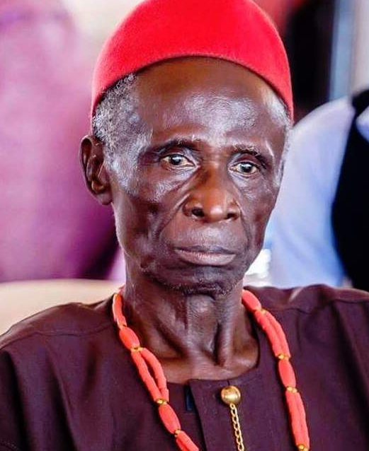 oldest nollywood actor elder maya
