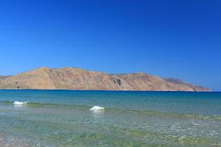 Plaża Kavros Beach