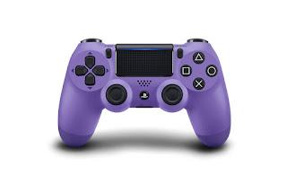Electric Purple DualShock 4