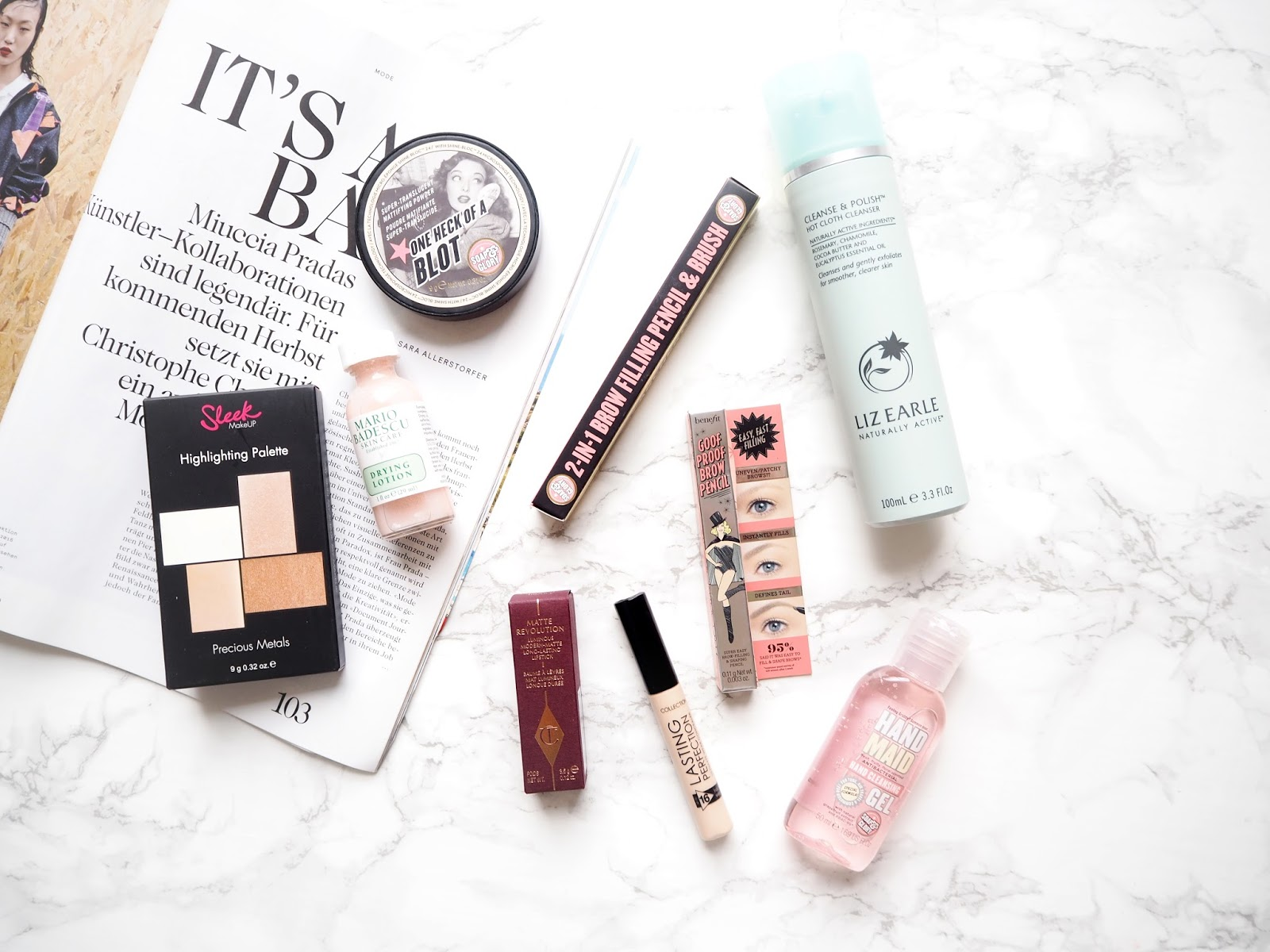 UK Beauty Haul, UK drugstore, makeup, beauty