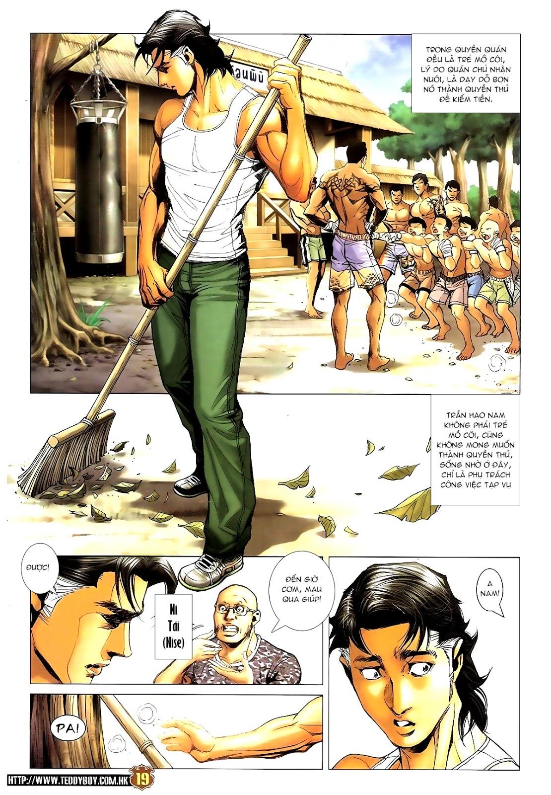 Người Trong Giang Hồ - Chapter 1391: Truyền kỳ nửa đời sau - Pic 17