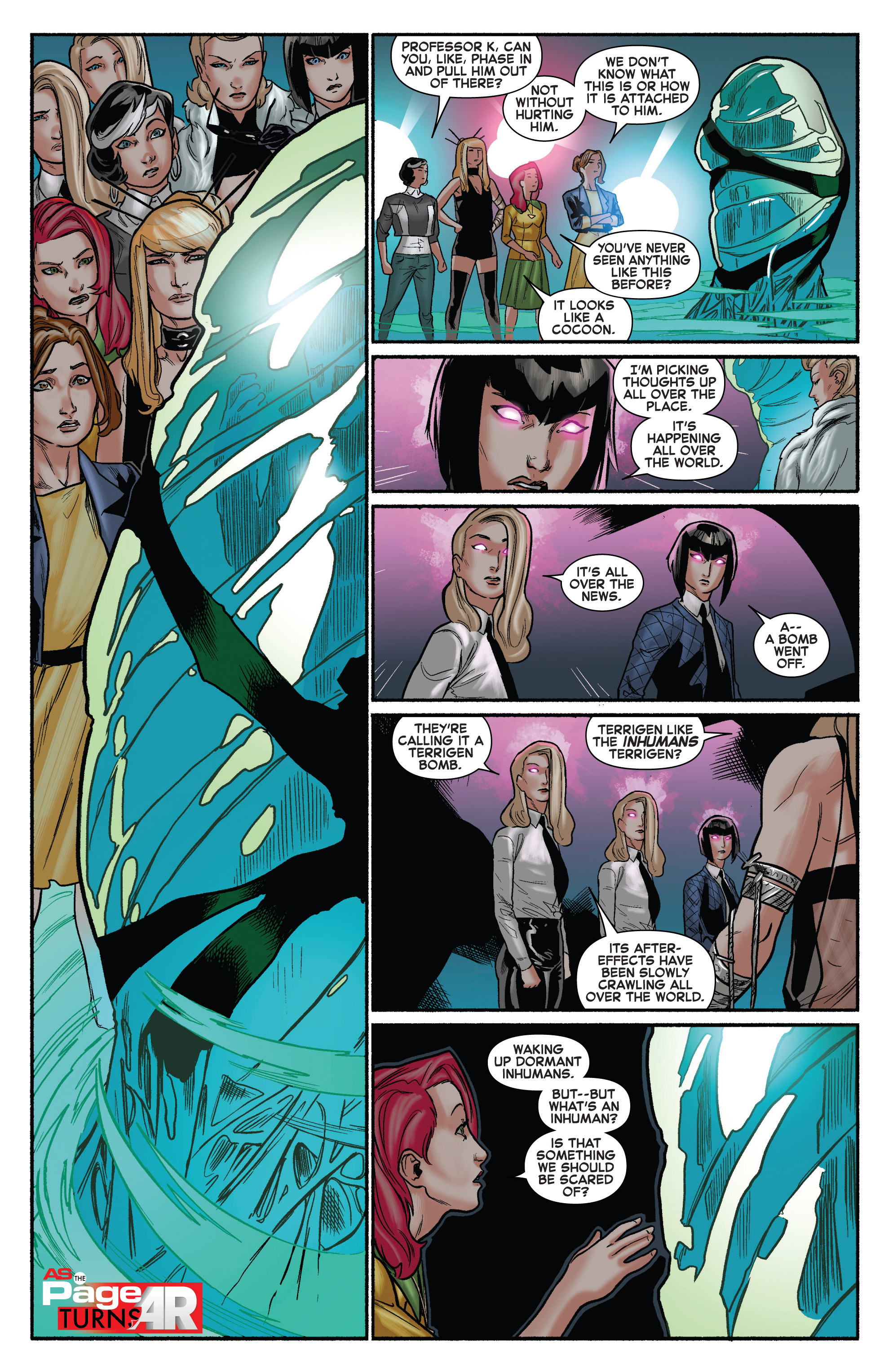 Read online Uncanny X-Men (2013) comic -  Issue # _TPB 3 - The Good, The Bad, The Inhuman - 36