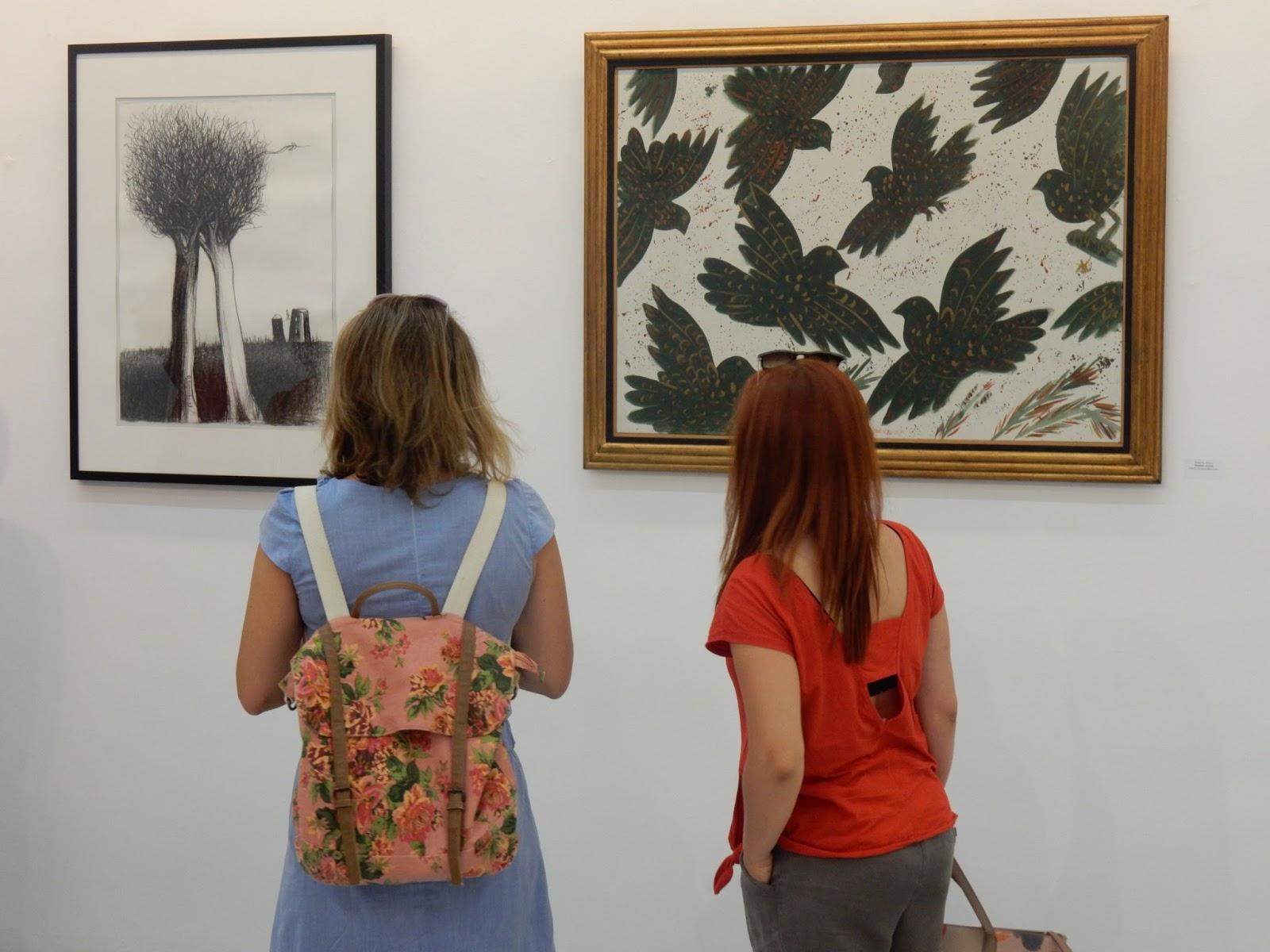 Τελευταία ανοιχτή ελεύθερη ξενάγηση στη Δημοτική Πινακοθήκη Λάρισας