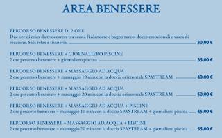 Tariffe Terme di Bognanco
