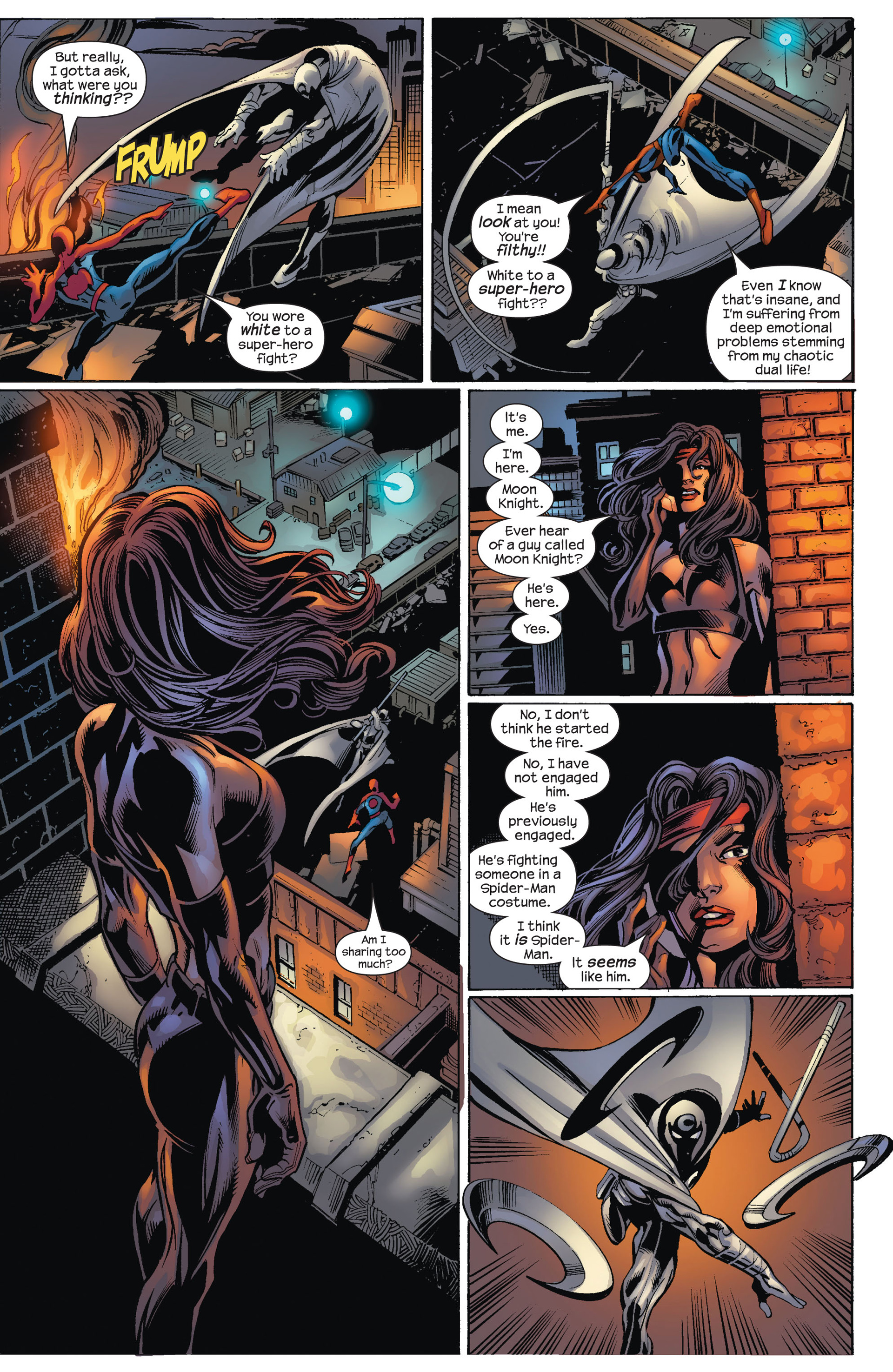 Read online Ultimate Spider-Man (2000) comic -  Issue #80 - 7