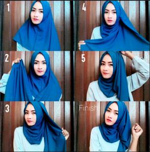 لفات حجاب 2020 , لفات طرح للمحجبات , طرق لف الحجاب بالصور