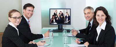 Làm việc thuận lợi, hiệu quả hơn khi sử dụng giải pháp hội nghị truyền hình