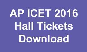 AP ICET 2016 Hall Ticket Download