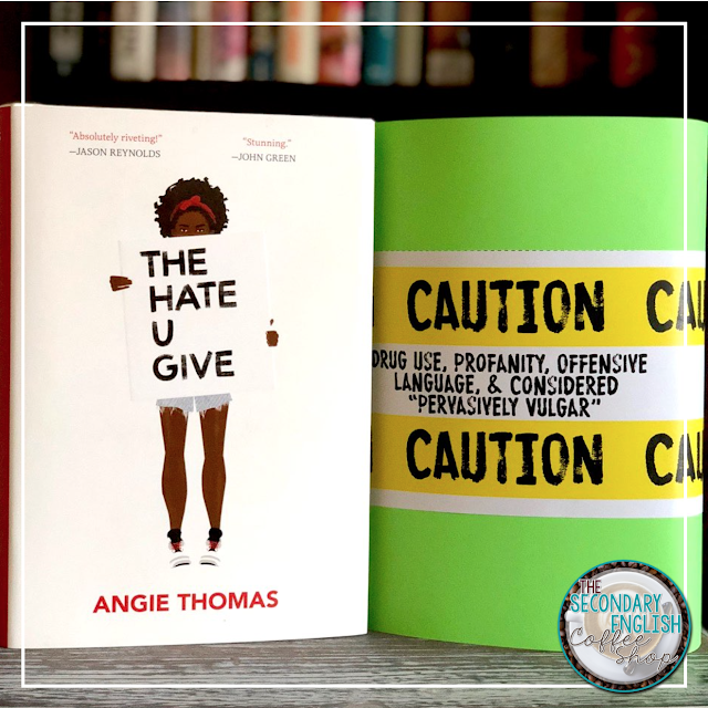 The Hate U Give - Banned Books Week