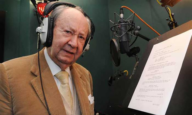 Actor Peter Sallis dies aged 96