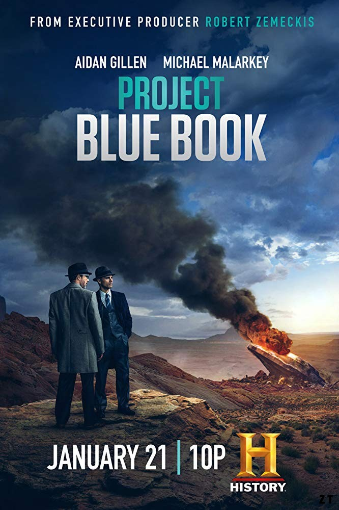 Projet Blue Book – Saison 2 [Streaming] [Telecharger]