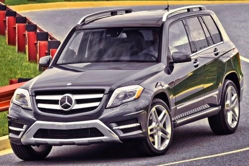 Mercedes Benz Glk Cl Suv