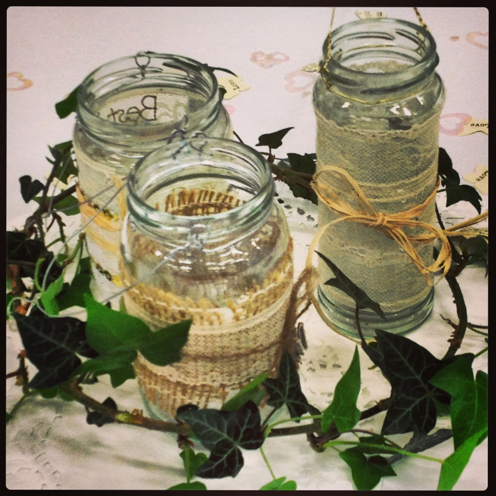 Wedding Centerpieces On A Budget: Make It Up: Handmade Wedding Decorations On A Budget
