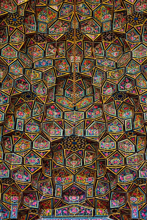 Pink Mosque - Iran