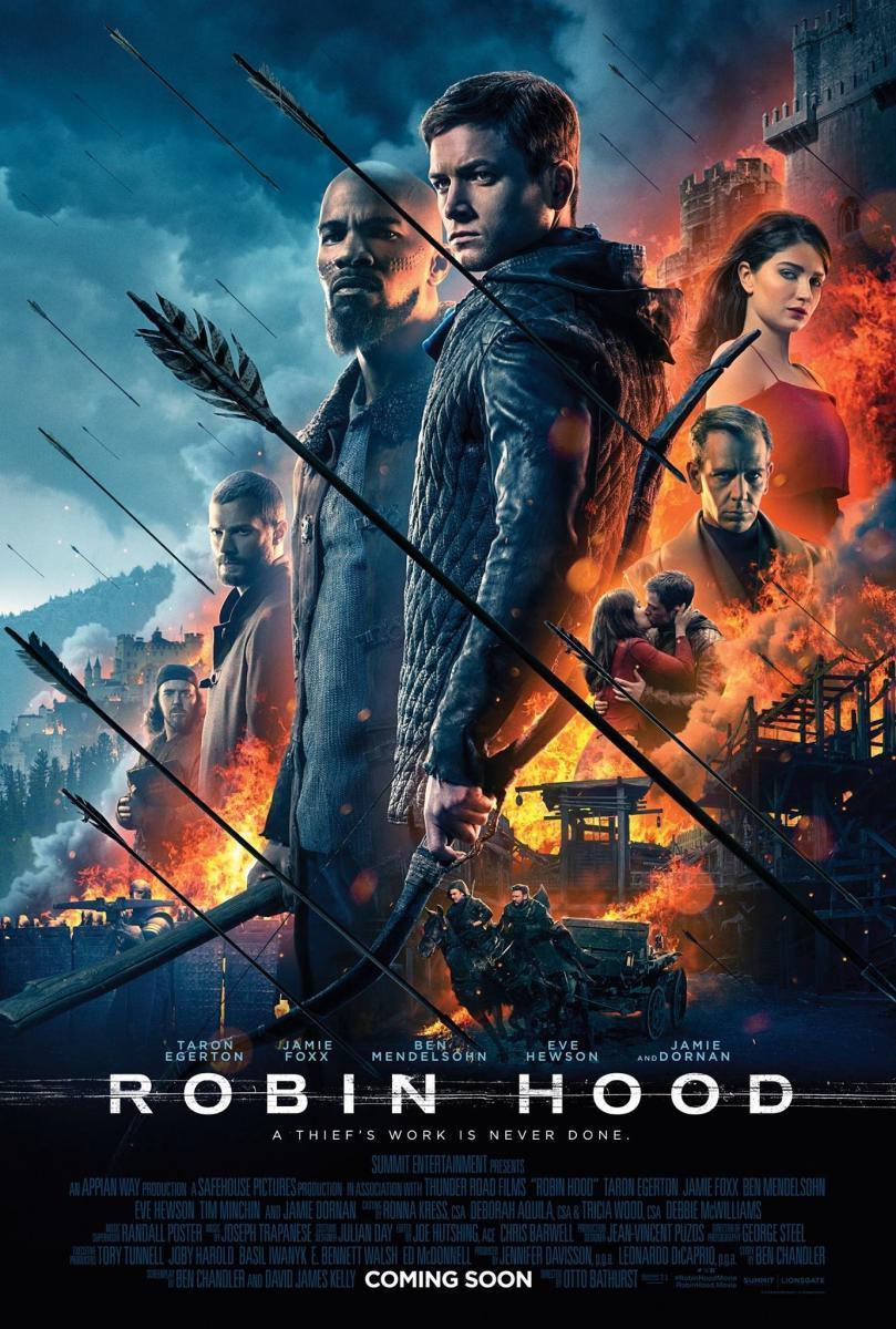 Robin Hood Orígenes 2018 WEB-DL x265 720 Dual Zippyshare