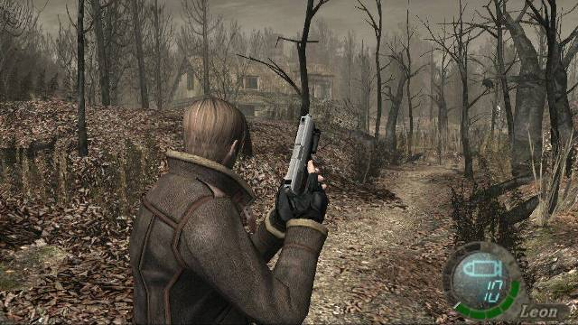 Resident Evil 4 PC Download Gameplay