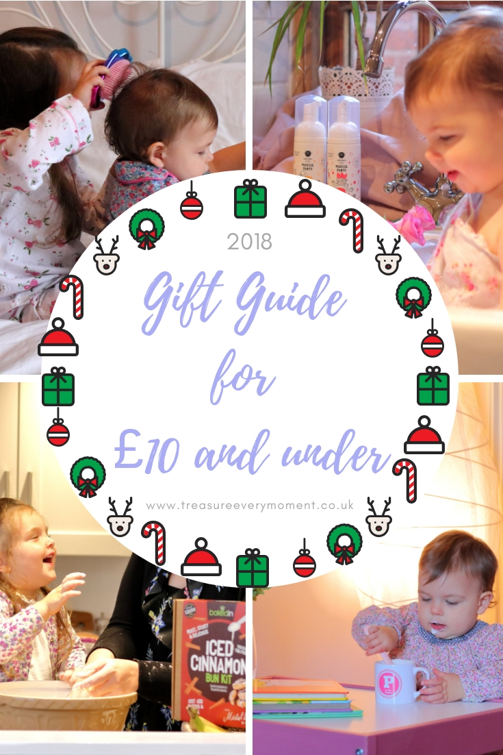 CHRISTMAS GIFT GUIDE: For Children £10 and Under 2018