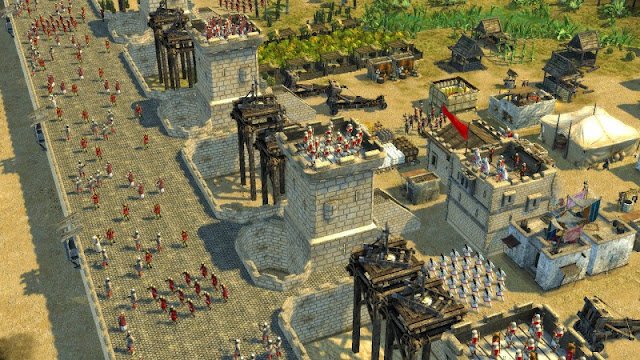 Stronghold Crusader Full Version