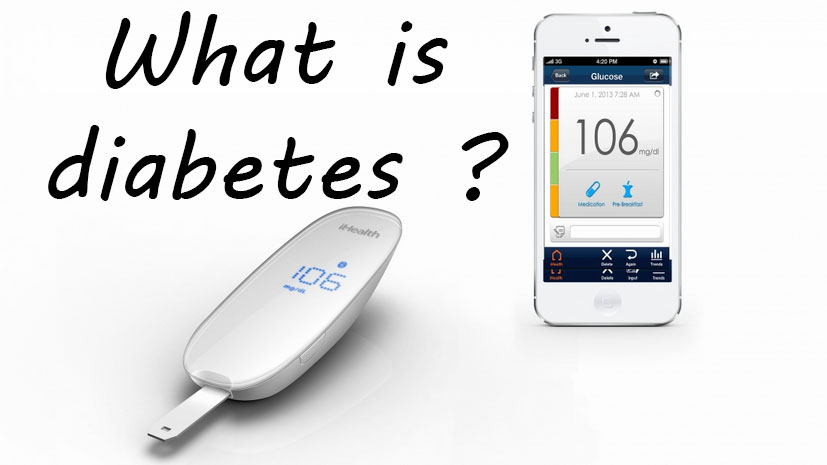 What is diabetes ?