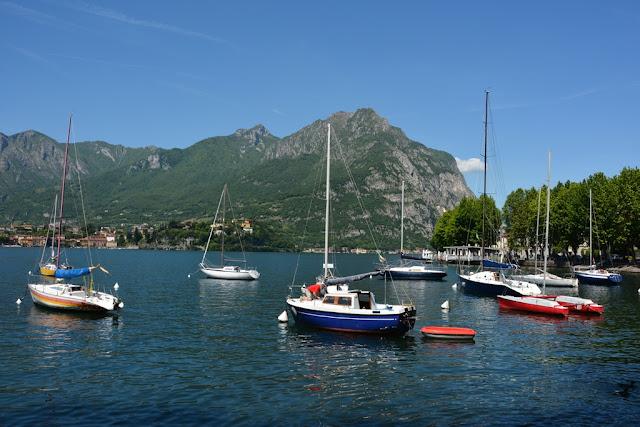 Lecco boats