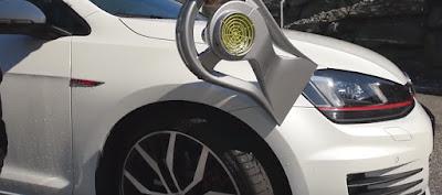 Gadgets para el automóvil - Turbo Blade