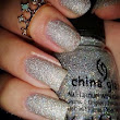 China Glaze Glistenning Snow