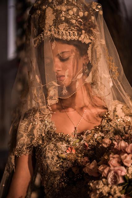 detalhe véu de Leonor