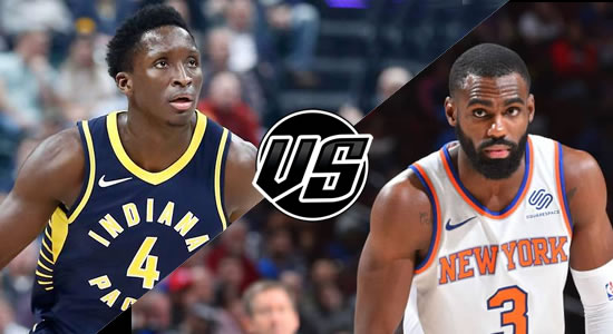 Live Streaming List: Indiana Pacers vs New York Knicks 2018-2019 NBA Season