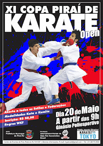11ª Copa Piraí de Karate