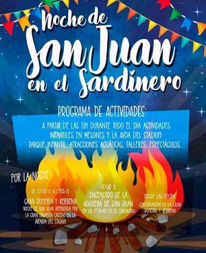 Fiestas de San Juan en Santander 2018