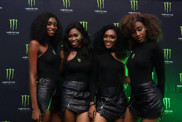 Celebs Get Turnt at the #MonsterOlamideParty