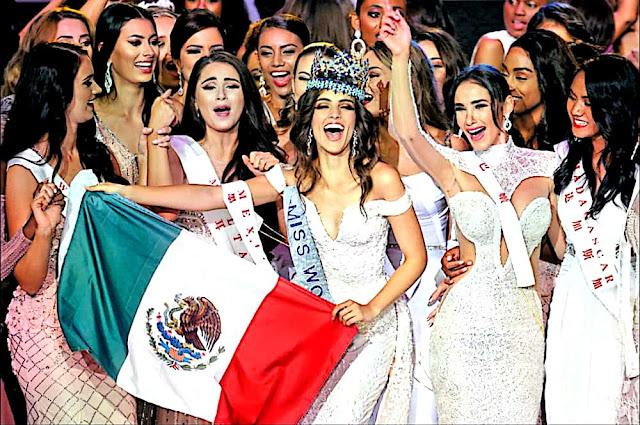 Miss world 2018 2019
