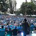 Bukele cerró Gira por California con masiva asistencia de Salvadoreños en Los Angeles