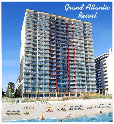 Grand Atlantic Condos Myrtle Beach