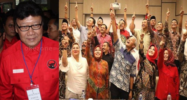 Mendagri Tjahjo Tegaskan Tak Akan Tindaklanjuti Vonis Bawaslu pada Ganjar dan 31 Kepala Daerah yang Dukung Jokowi
