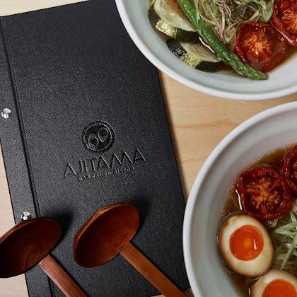"""Ajitama - De """"Supper"""" Club a restaurante de sonho."""