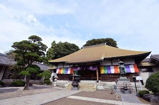薬林寺本堂
