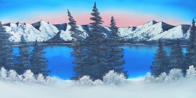 Американский художник. Aaron Thomas 10