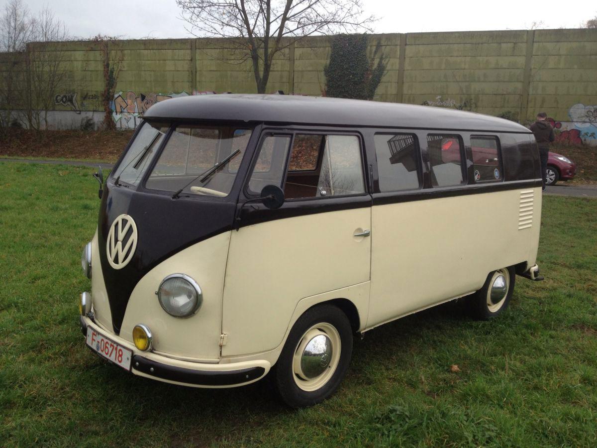 for sale 1958 vw bus t1 vw bus. Black Bedroom Furniture Sets. Home Design Ideas