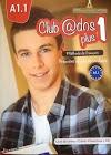كتاب اللغة الفرنسية للصف الاول الثانوي Club ados plus 1