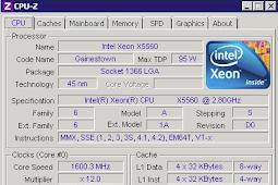 Merubah Spek PC Laptop Dengan CPUID