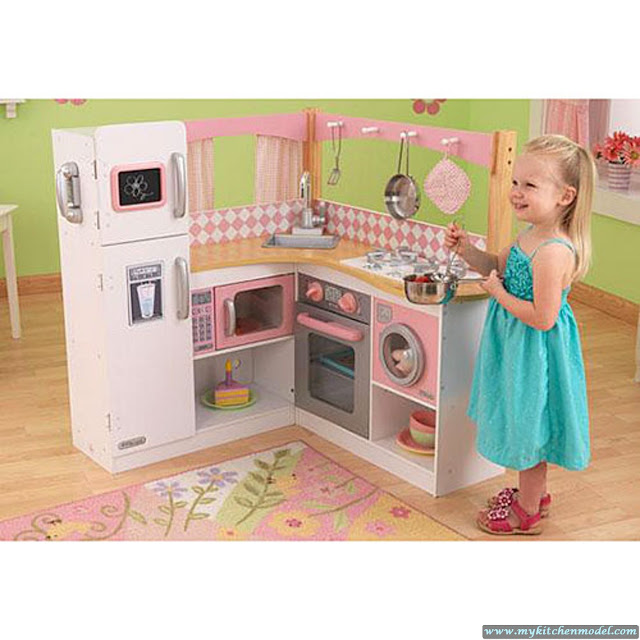 Kidkraft Grand Gourmet Corner Kitchen 53185