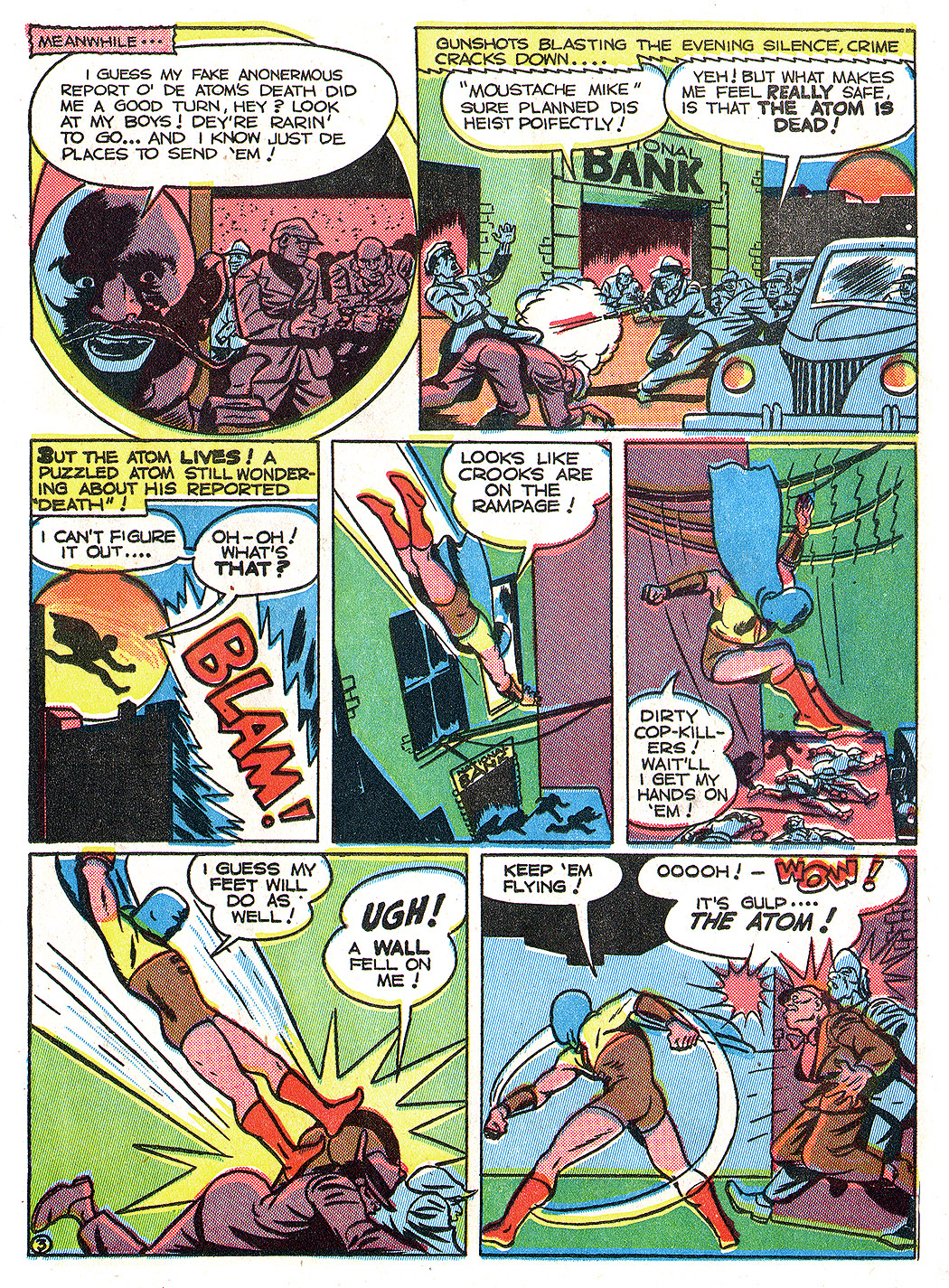 Read online All-American Comics (1939) comic -  Issue #50 - 21